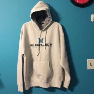 Hurley Tops - Vintage Hurley hoodie with graphic print